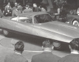 1955 Ghia Gilda Streamline-X turntable