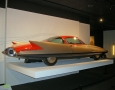 1955 Ghia Gilda Streamline-X Petersen Museum Aerodynamics Exhibit