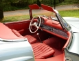 Silver Blue 1962 300SL Disc Brake Roadster 43