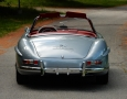 Silver Blue 1962 300SL Disc Brake Roadster 8
