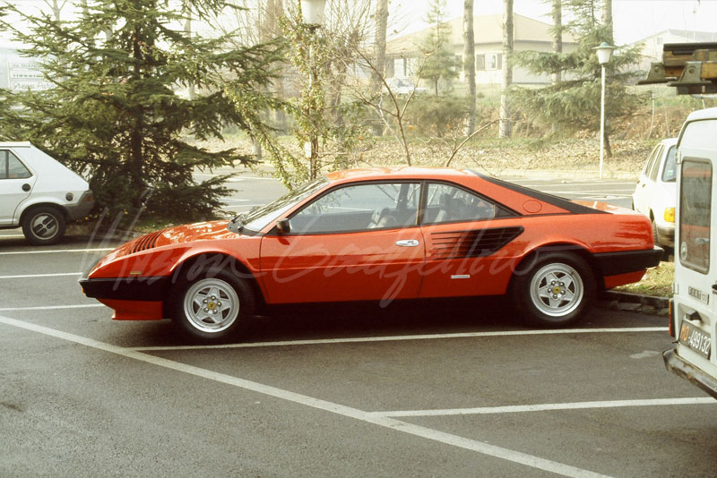 The Ferrari Factory In 1981