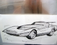 Dream Auto Show Drawing