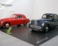 1947 Fiat 1100s Carrozzerie Speciali and 1945 Fiat 1500 Bertone Coupe