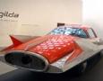 1955 Ghia Gilda Streamline-X