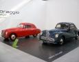 1947 Fiat 1100s Carrozzerie Speciali & 1945 Fiat 1500 Bertone Coupe