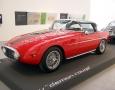1954 8V Demon Rouge Fiat Vignale