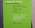 1991 Nnazca M12 Bmw Italdesign Placard