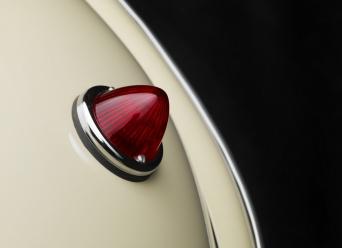 1949 Porsche 356-2 Gmund Coupe tail light var