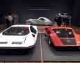 Ferrari Modulo and Lancia Stratos