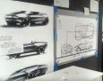 Art Center Car Concept Sketches