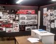 Art Center Car Concept Sketch Room