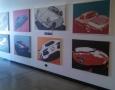 Art Center Gallery Car Artwork