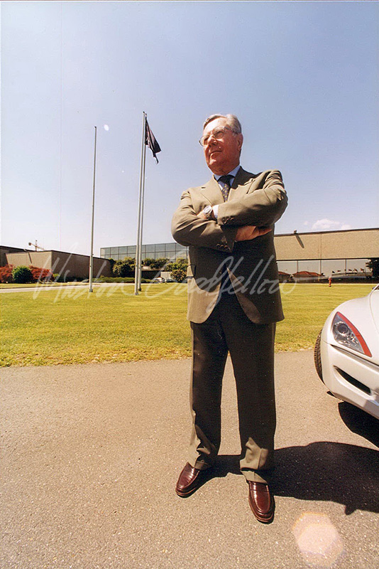 Remembering Sergio Pininfarina