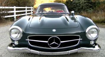Classic Mercedes Benz Cars Sold