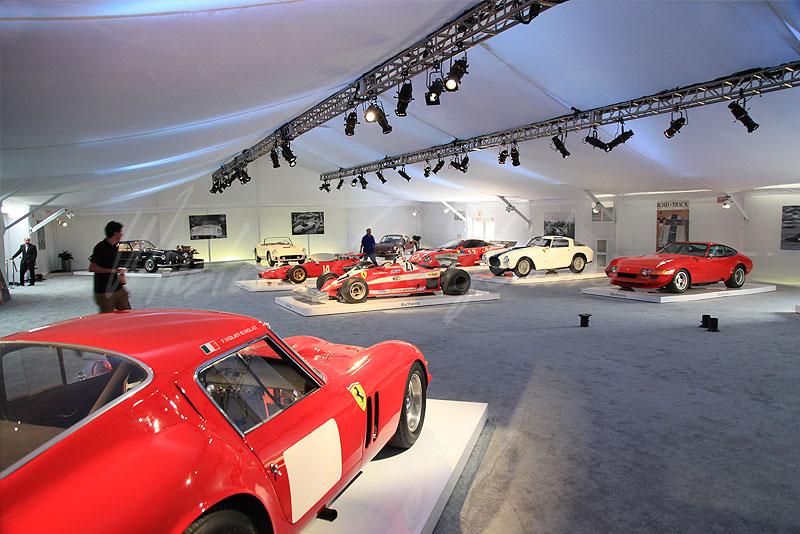 Ferrari's as Art