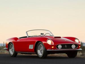 1958 Ferrari 250 GT LWB