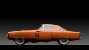 1955 Lincoln Indianapolis