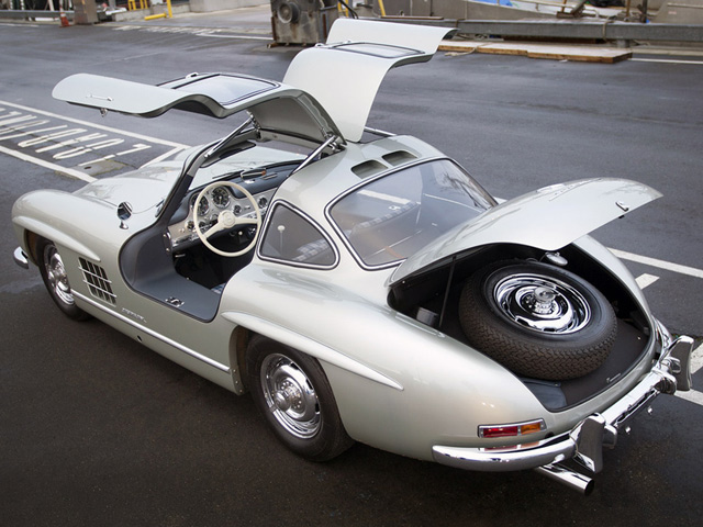 1955 Alloy 300SL Gullwing
