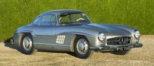 1955 300 SL Gullwing Coupe