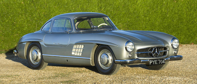 1955 300 SL Gullwing Coupe