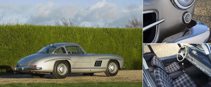 1962 MERCEDES-BENZ 300SL ROADSTER - Bonhams