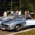 1955 Mercedes 300SLS Prototype