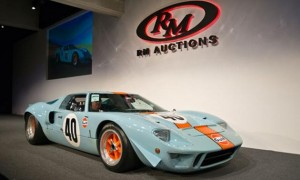 1968 Ford GT40 Gulf-Mirage Coupe