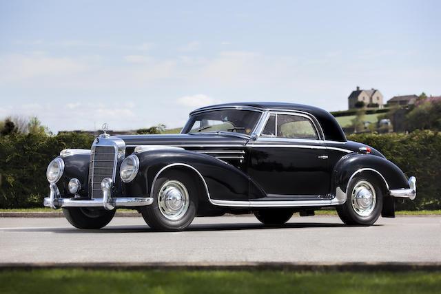 3-1956 Mercedes-Benz 300 Sc Coupé