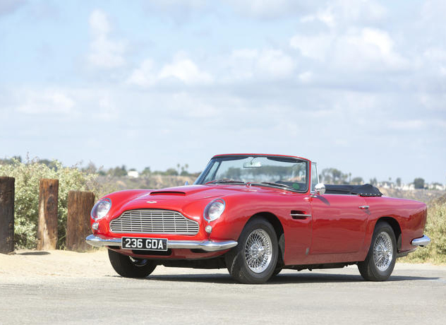 1964 Aston Martin DB5 Convertible