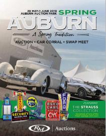 Auburn Spring Auction Guide