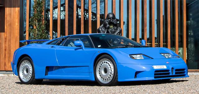 1993 BUGATTI EB110 GT COUPE