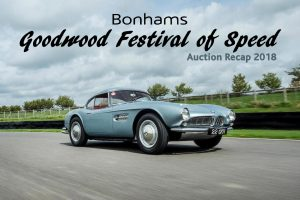 Bonhams Goodwood Festival of Speed