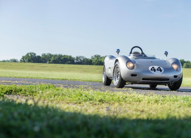 1959 Porsche 718 RSK Center-Seat Spyder