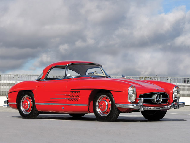 1959 Mercedes-Benz 300 SL Roadster