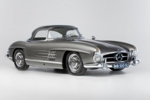 300SL for Auction Hong Kong