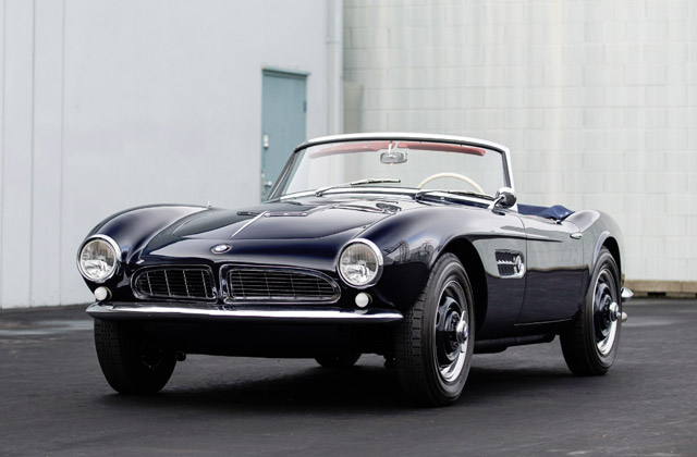 1958 BMW 507 Roadster Series II