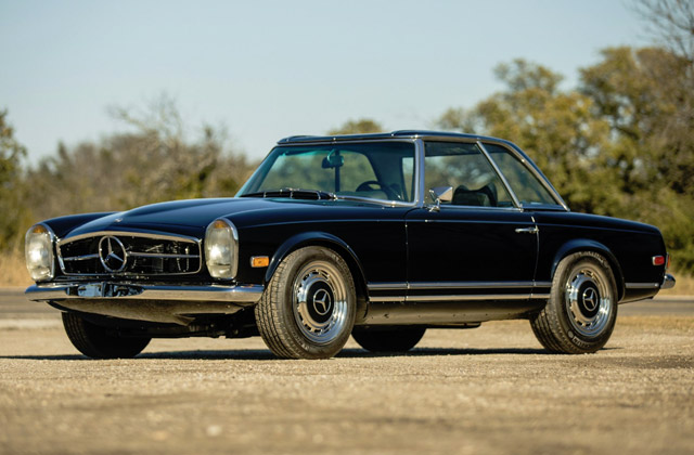 1970 Mercedes-Benz 280 SL 'Pagoda' Custom