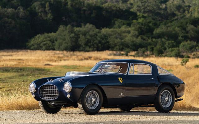 1953 Ferrari 250 MM Berlinetta by Pinin Farina