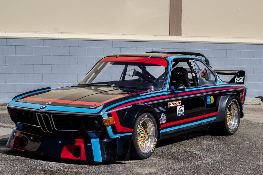 1972 BMW 3.0 Adam Carolla 'Batmobile Spec Race Car'