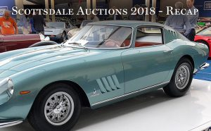 Scottsdale Auctions - Recap